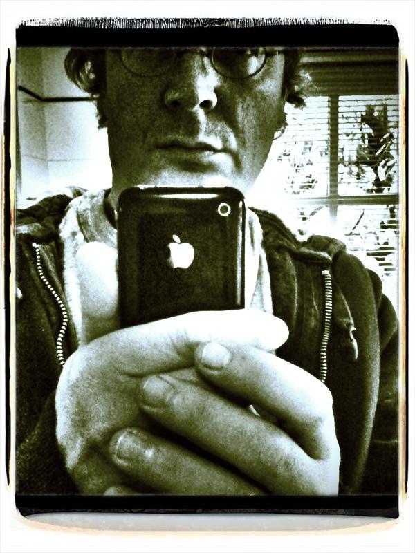 On iPhone